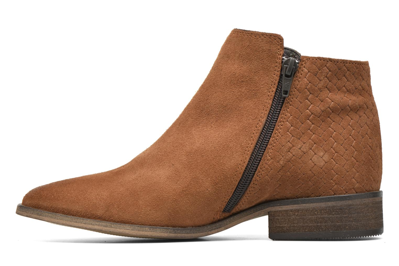 Stiefeletten & Boots Le temps des cerises Celeste braun ansicht von vorne
