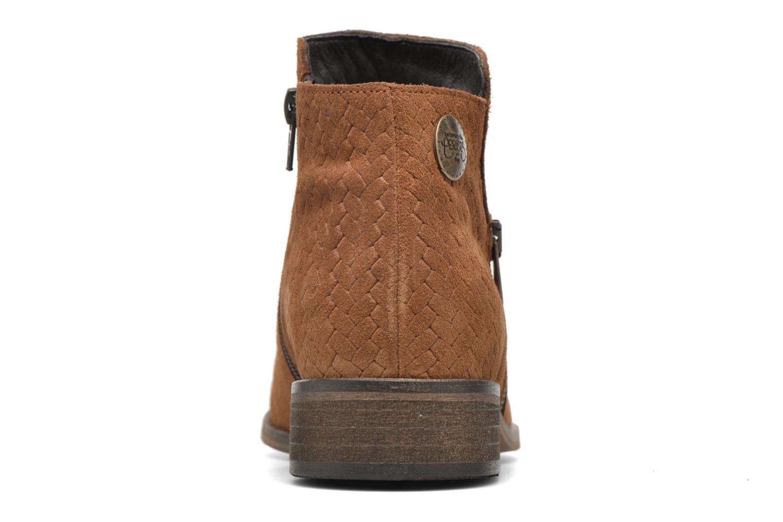 Stiefeletten & Boots Le temps des cerises Celeste braun ansicht von rechts