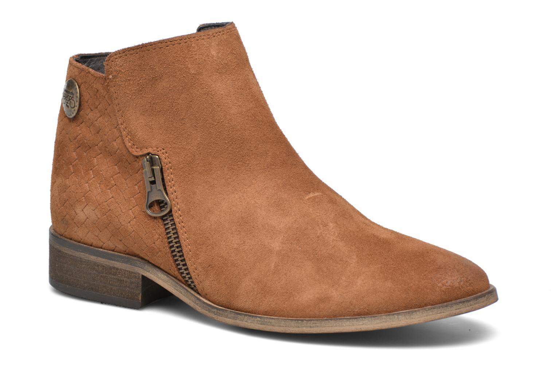 Stiefeletten & Boots Le temps des cerises Celeste braun detaillierte ansicht/modell
