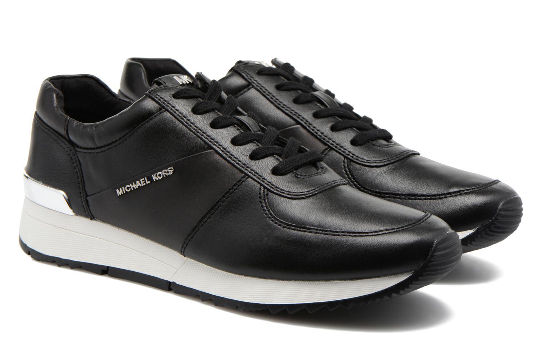 Sneakers Michael Michael Kors Allie Trainer Nero immagine 3/4