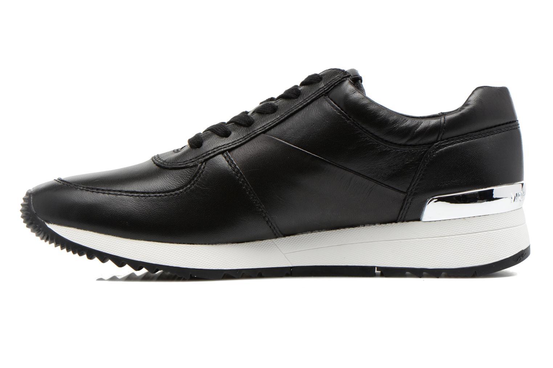 Sneakers Michael Michael Kors Allie trainer Nero immagine frontale