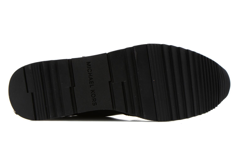 Sneakers Michael Michael Kors Allie trainer Nero immagine dall'alto