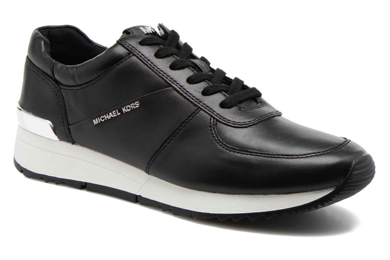 Sneakers Michael Michael Kors Allie Trainer Nero vedi dettaglio/paio