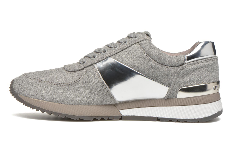 Sneaker Michael Michael Kors Allie trainer grau ansicht von vorne