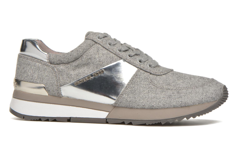 Sneaker Michael Michael Kors Allie trainer grau ansicht von hinten