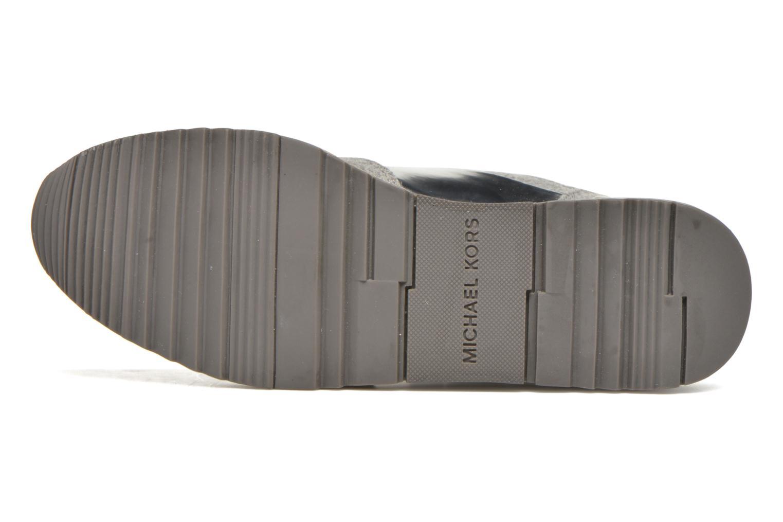 Sneaker Michael Michael Kors Allie Trainer grau ansicht von oben