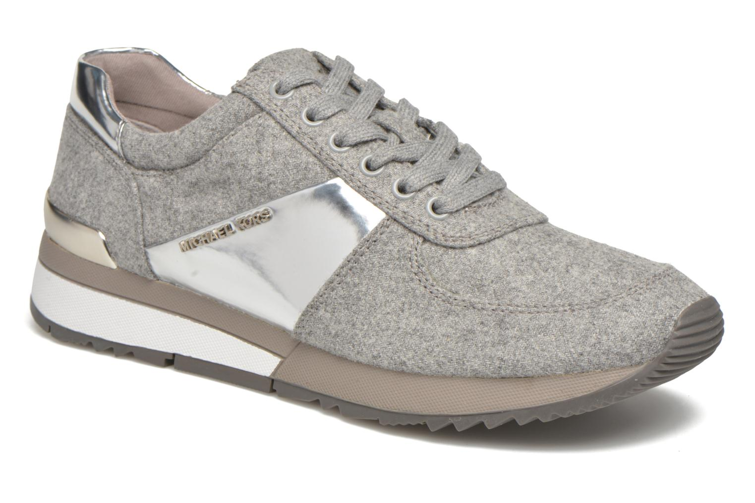 Baskets Michael Michael Kors Allie trainer Gris vue détail/paire