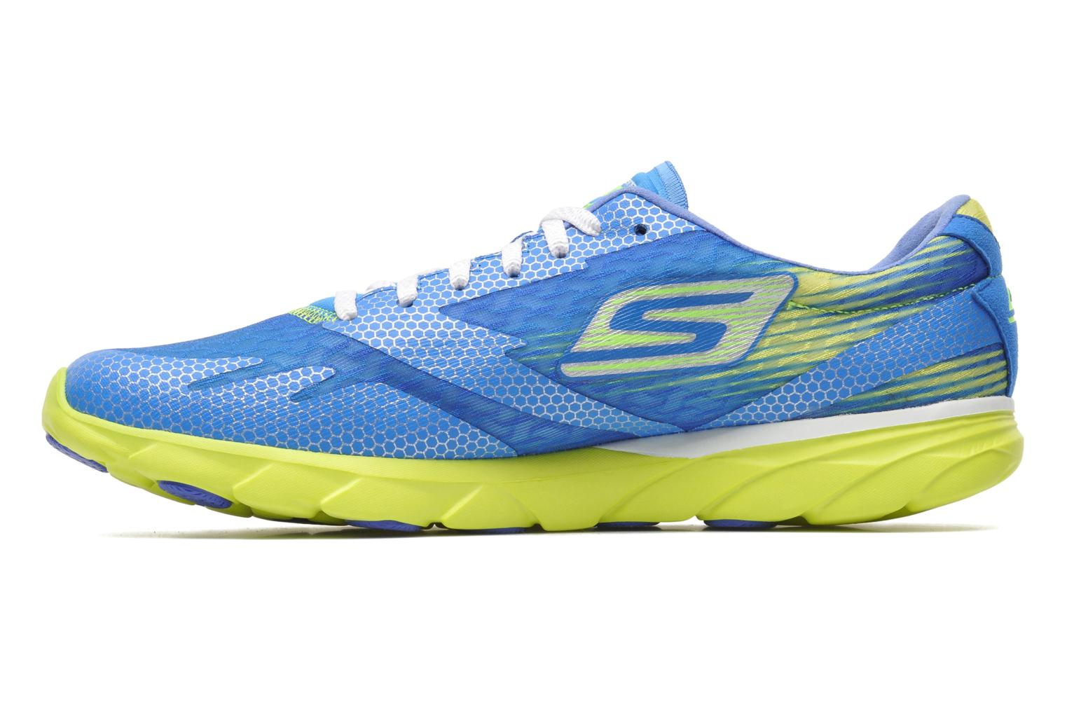 Baskets Skechers Go Med Speed 2 Bleu vue face