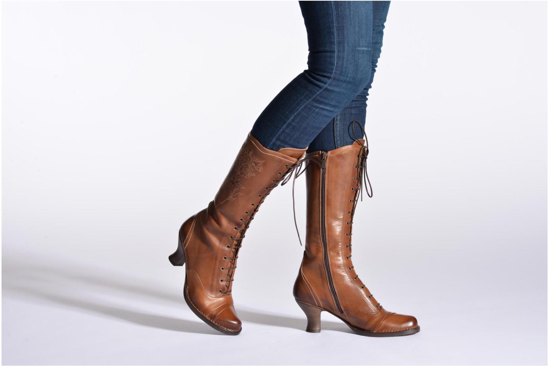 Bottines et boots Neosens Rococo S847 Marron vue bas / vue portée sac