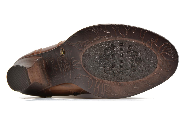 Bottines et boots Neosens Rococo S847 Marron vue haut