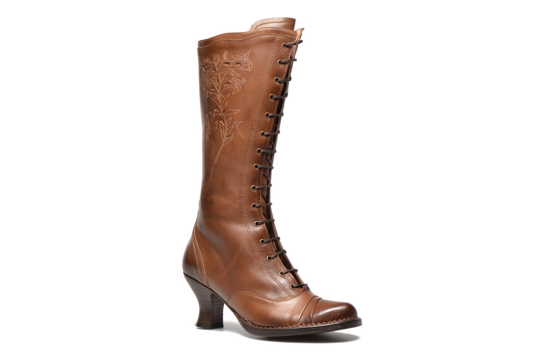 Bottines et boots Neosens Rococo S847 Marron vue détail/paire