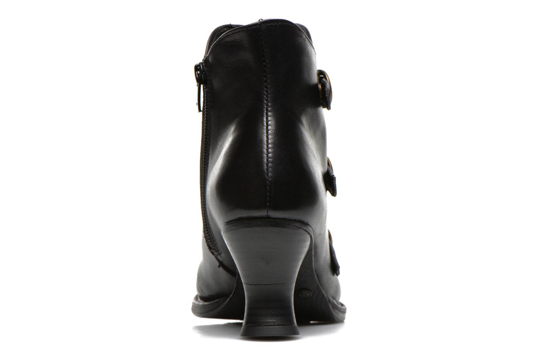Bottines et boots Neosens Rococo S903 Noir vue droite