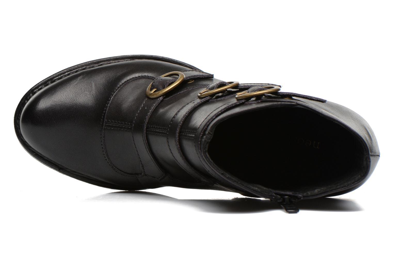 Bottines et boots Neosens Rococo S903 Noir vue gauche