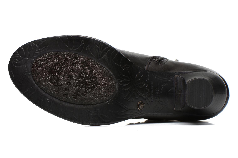 Bottines et boots Neosens Rococo S903 Noir vue haut