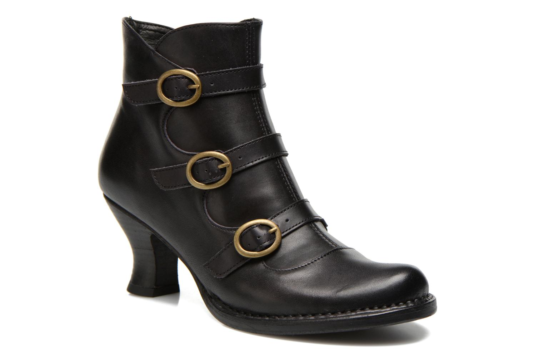 Bottines et boots Neosens Rococo S903 Noir vue détail/paire