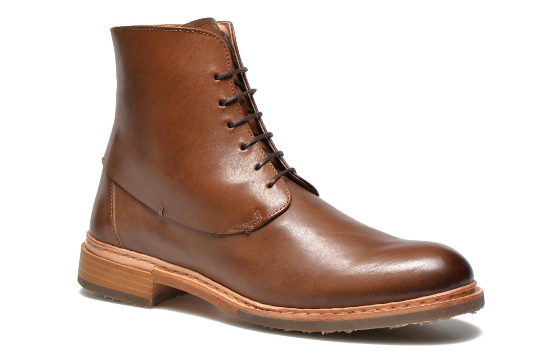 Bottines et boots Neosens Hondarribi S896 Marron vue détail/paire