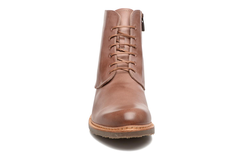 Bottines et boots Neosens Hondarribi S896 Rose vue portées chaussures