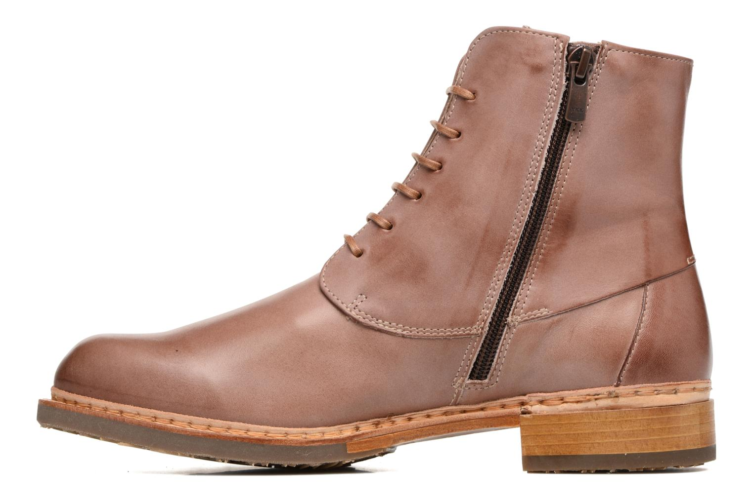 Bottines et boots Neosens Hondarribi S896 Rose vue face