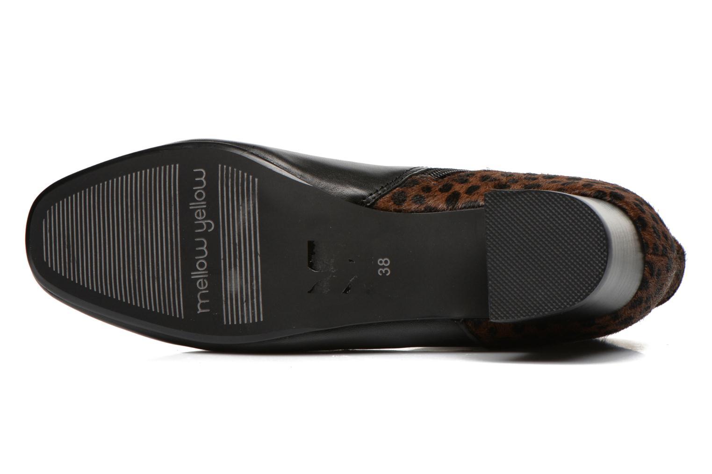 Stiefeletten & Boots Mellow Yellow Tamarine schwarz ansicht von oben