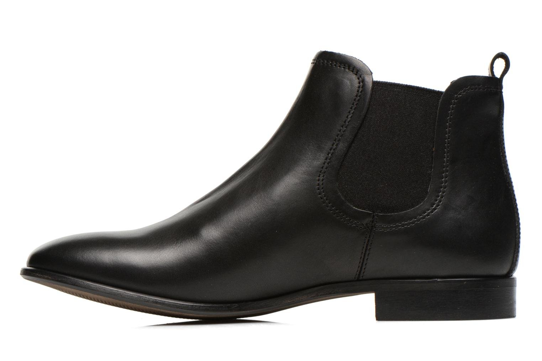 Boots en enkellaarsjes Georgia Rose Anillou Zwart voorkant