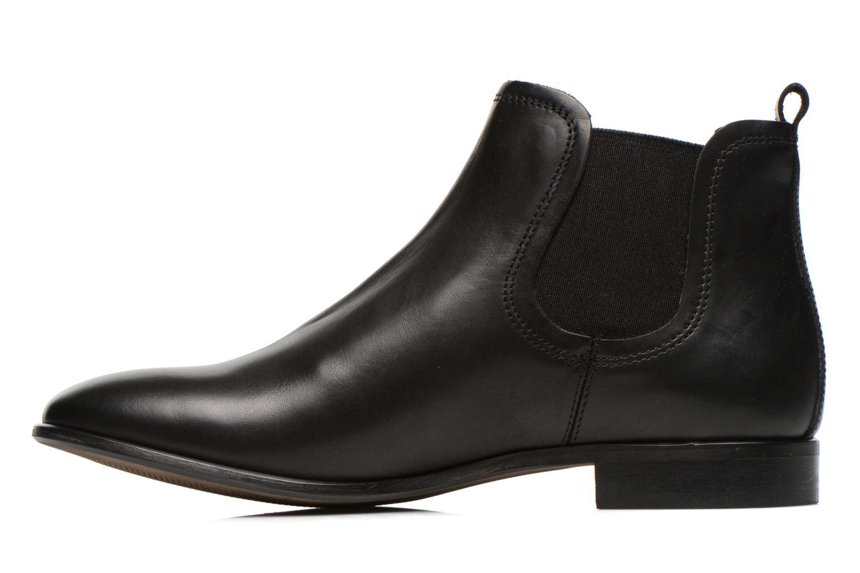 Stiefeletten & Boots Georgia Rose Anillou schwarz ansicht von vorne