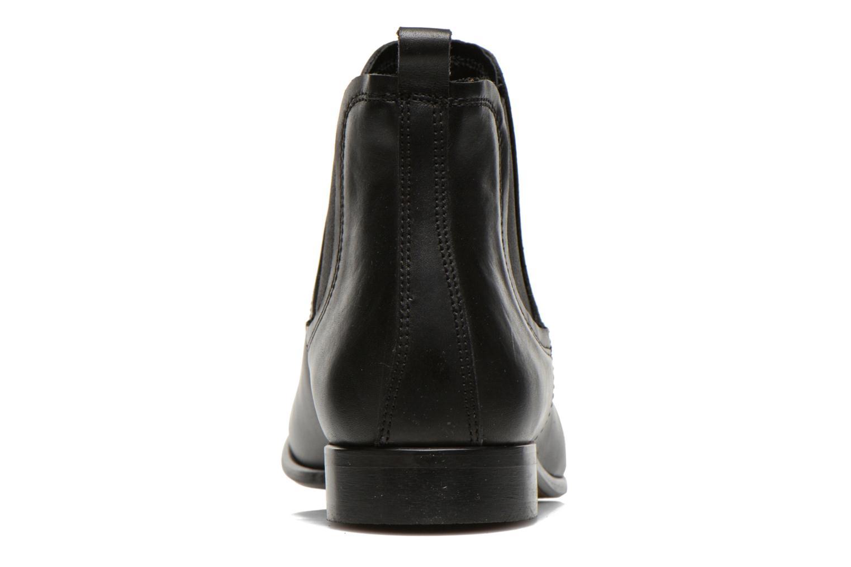 Bottines et boots Georgia Rose Anillou Noir vue droite