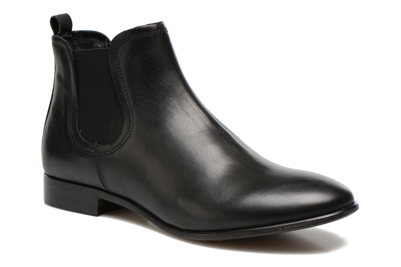 Boots en enkellaarsjes Georgia Rose Anillou Zwart detail