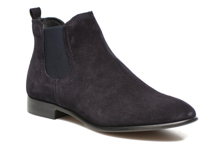 Boots en enkellaarsjes Georgia Rose Anilla Blauw detail