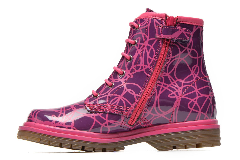 Bottines et boots Agatha Ruiz de la Prada Miss Agatha Violet vue face