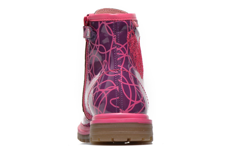 Bottines et boots Agatha Ruiz de la Prada Miss Agatha Violet vue droite