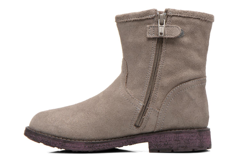 Bottines et boots Agatha Ruiz de la Prada Vagabunda Agatha Beige vue face