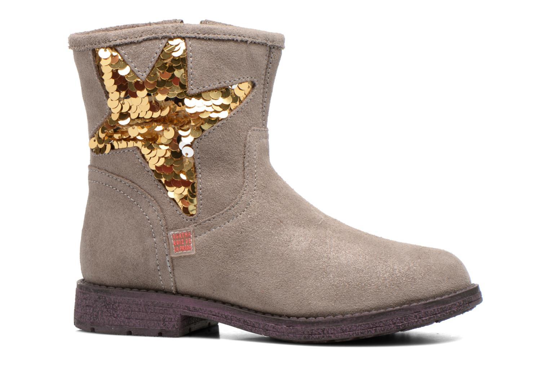 Stiefeletten & Boots Agatha Ruiz de la Prada Vagabunda Agatha beige ansicht von hinten