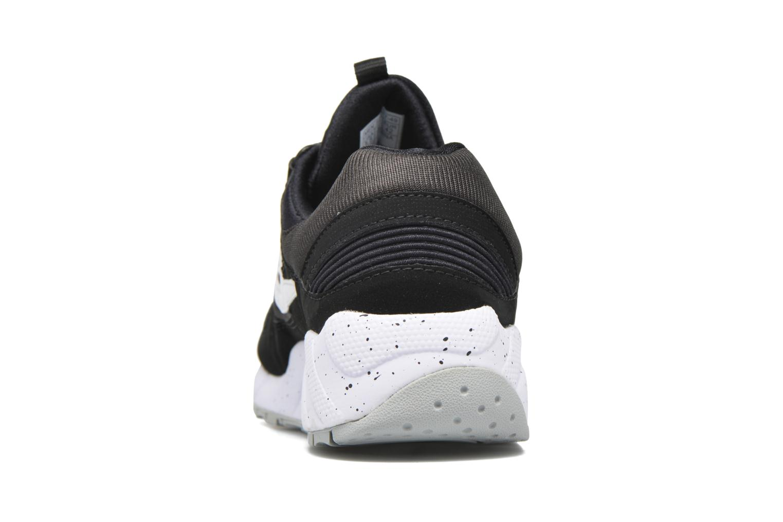 Sneaker Saucony Grid 9000 schwarz ansicht von rechts