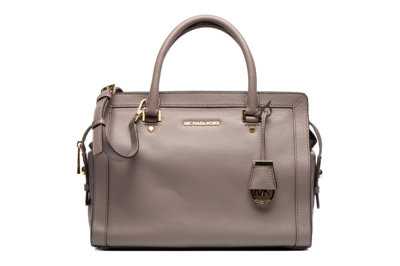 Handtaschen Michael Michael Kors COLLINS LG Satchel grau detaillierte ansicht/modell