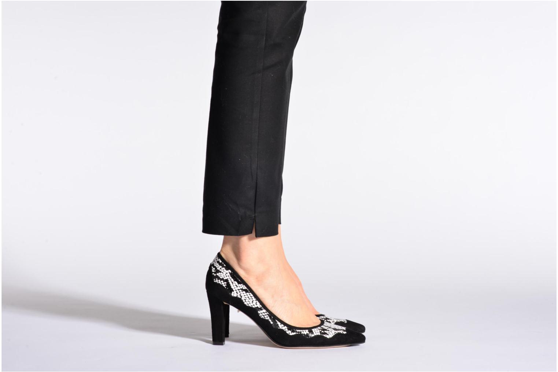 Zapatos de tacón L.K. Bennett Blair Negro vista de abajo