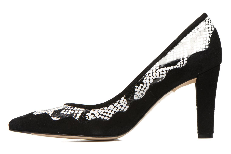 Zapatos de tacón L.K. Bennett Blair Negro vista de frente
