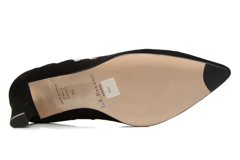 Zapatos de tacón L.K. Bennett Blair Negro vista de arriba