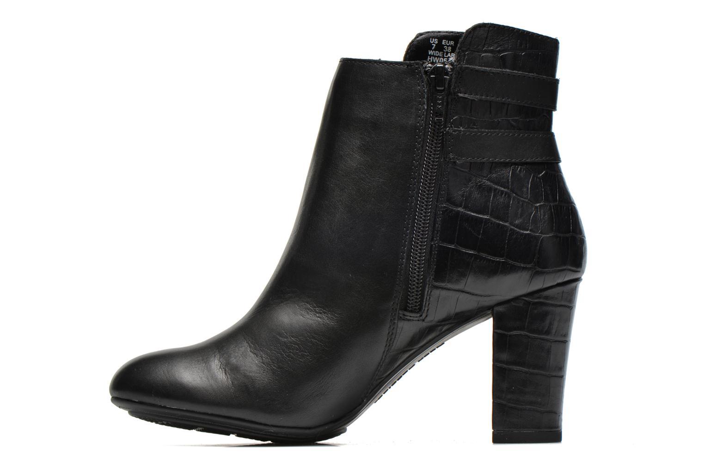 Boots en enkellaarsjes Hush Puppies Ilsa sisany Zwart voorkant