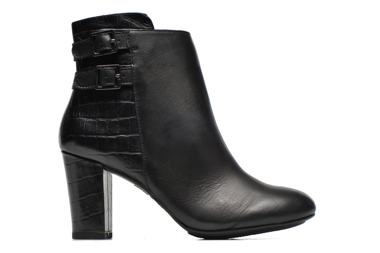 Boots en enkellaarsjes Hush Puppies Ilsa sisany Zwart achterkant