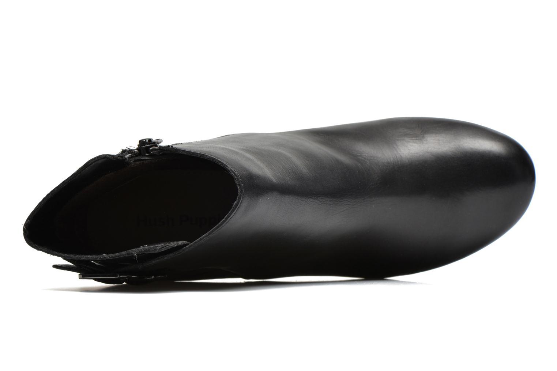 Boots en enkellaarsjes Hush Puppies Ilsa sisany Zwart links