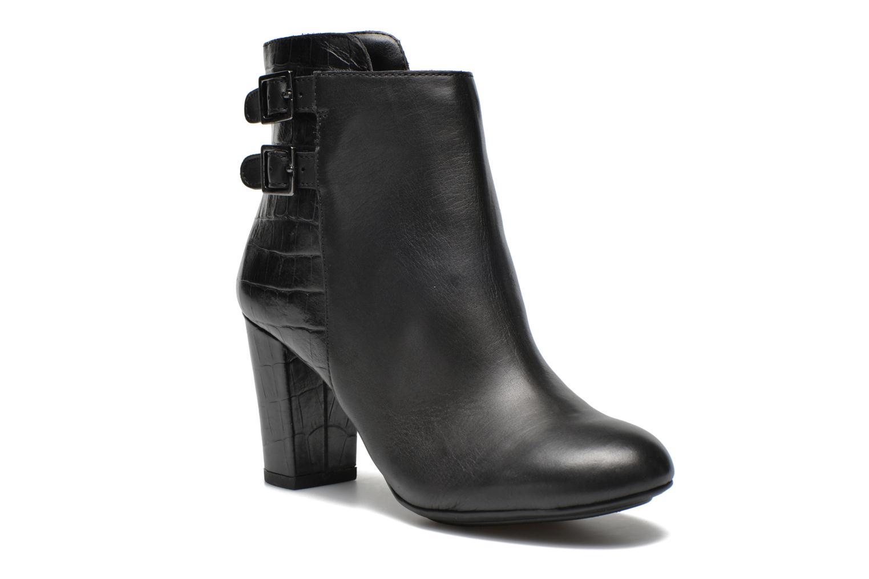 Boots en enkellaarsjes Hush Puppies Ilsa sisany Zwart detail