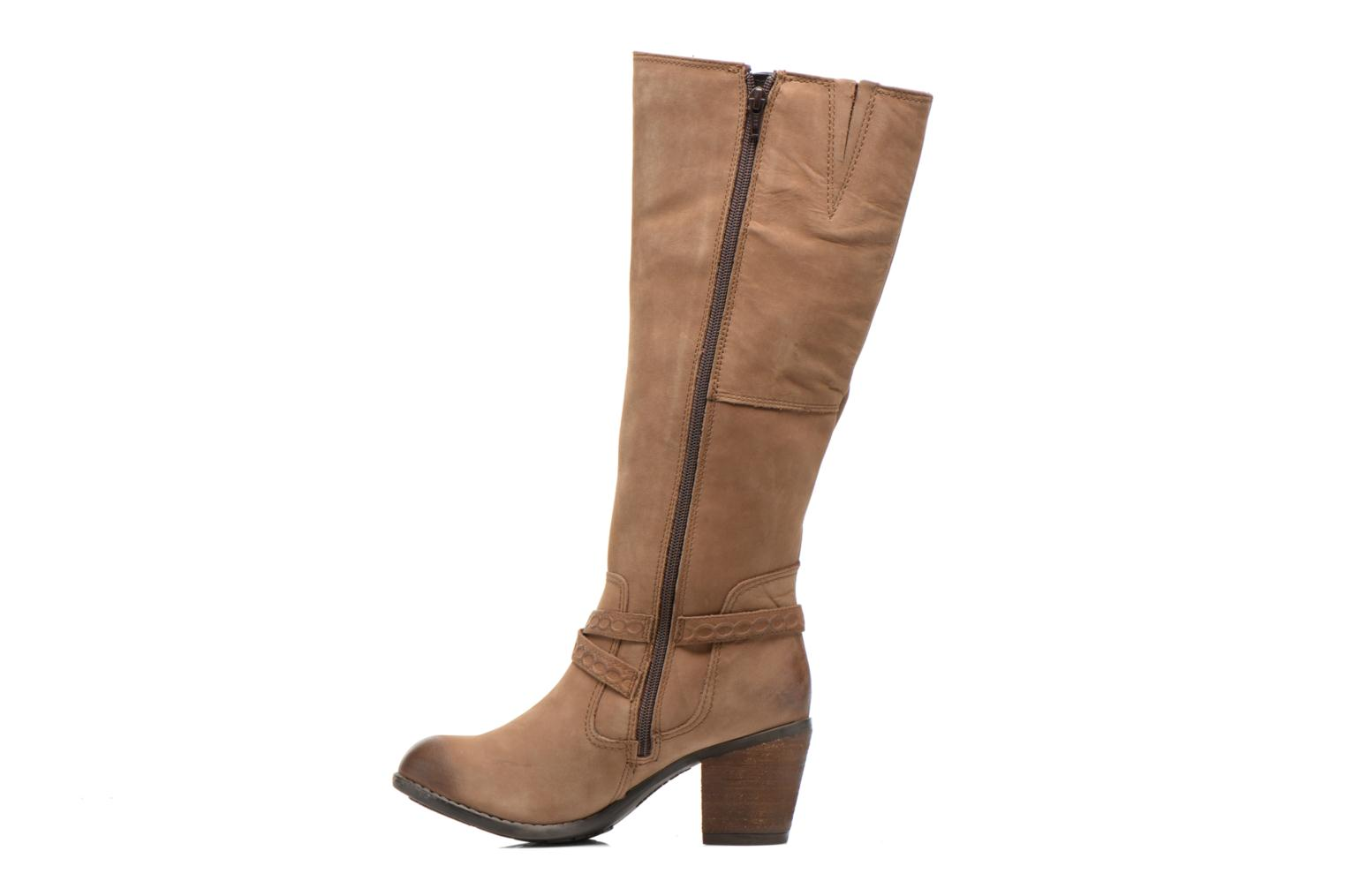 Bottes Hush Puppies Gussie Moorland Marron vue face