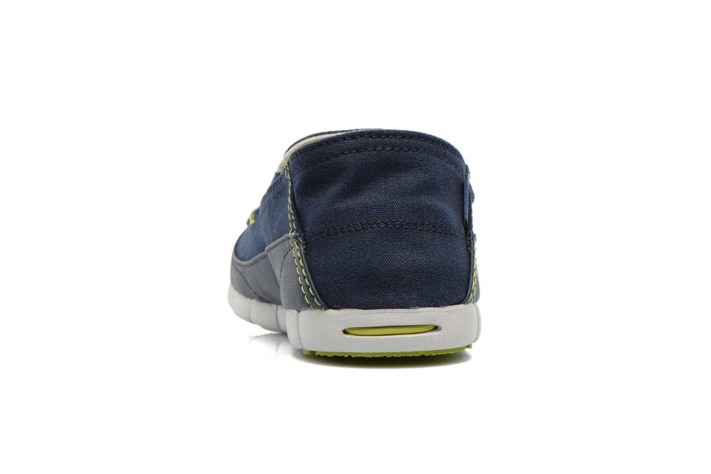 Sneaker Crocs Stretch Sole Loafer M blau ansicht von rechts