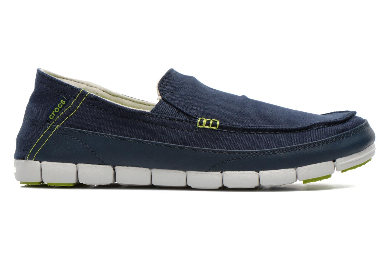 Sneaker Crocs Stretch Sole Loafer M blau ansicht von hinten