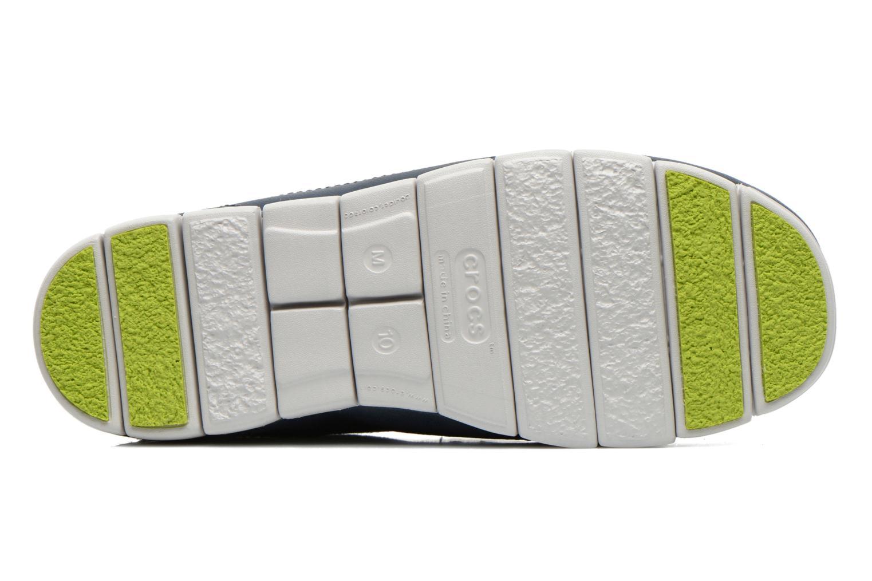 Sneaker Crocs Stretch Sole Loafer M blau ansicht von oben