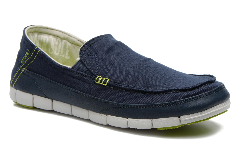 Sneaker Crocs Stretch Sole Loafer M blau detaillierte ansicht/modell