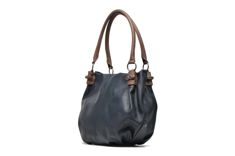 Sacs à main Tamaris AKELA Shopping bag Bleu vue droite