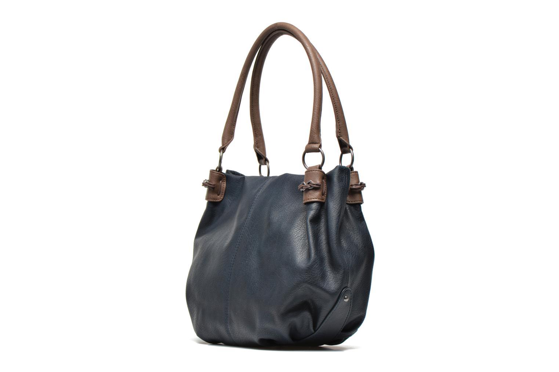 Handtassen Tamaris AKELA Shopping bag Blauw rechts