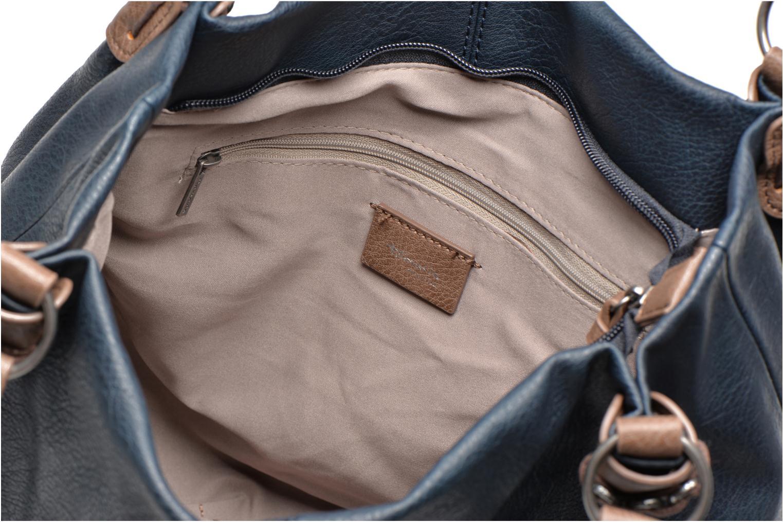 Handtassen Tamaris AKELA Shopping bag Blauw achterkant