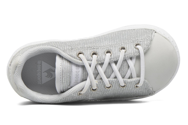 Sneaker Le Coq Sportif Courtone Inf weiß ansicht von links